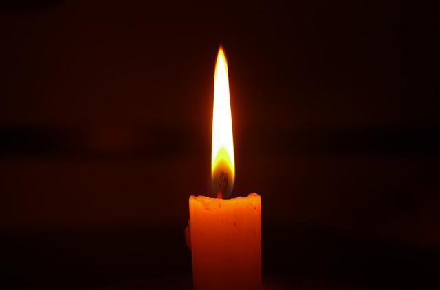 Candle In The Dark Or Candle In The Wind The Life Enrichment Center