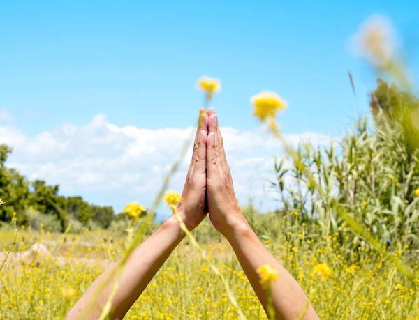 Life as a Namaste